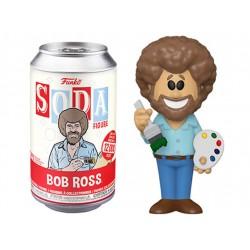 FUNKO Soda : Bob Ross w/Chase