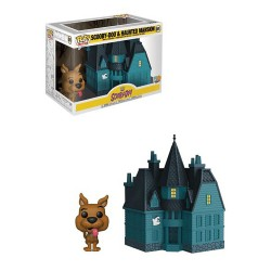 FUNKO Pop Town: Scooby and...