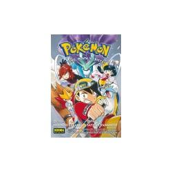 Pokémon nº8 Oro, Plata y...