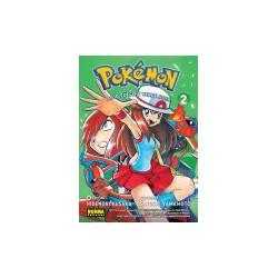 Pokémon nº14 Rojo Fuego y...