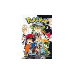 Pokémon nº27 Negro y Blanco...