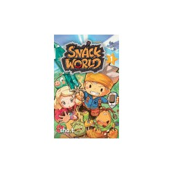 Snack World TV Animation nº1