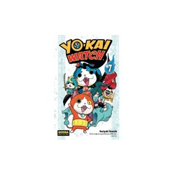 Yo-kai Watch nº7