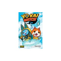 Yo-kai Watch nº8