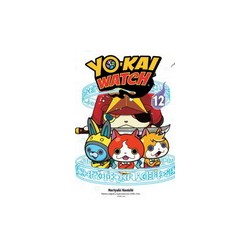 Yo-kai Watch nº12
