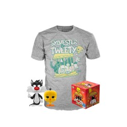 FUNKO Pack Camiseta + Pop...