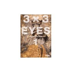 3x3 Eyes nº1