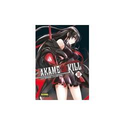 Akame ga Kill! Zero nº10