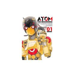 Atom: The Beginning nº1