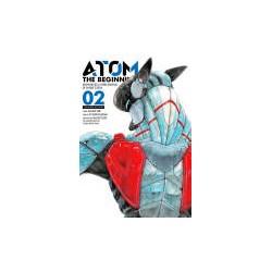 Atom: The Beginning nº2