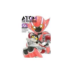 Atom: The Beginning nº5