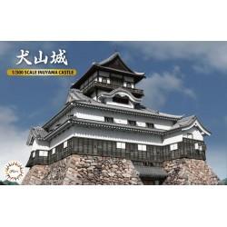 Maqueta 1/300 Castillo Inuyama