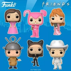 FUNKO Pop : Friends s3 -...