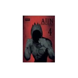 Ajin (Semihumano) nº4