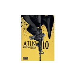 Ajin (Semihumano) nº10
