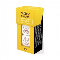 Story Cubes Expansion Rescate