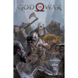 GOD OF WAR 01
