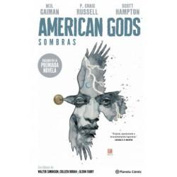 American Gods Sombras Tomo...