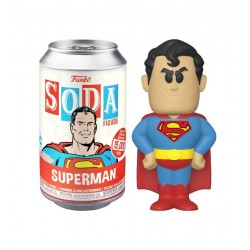FUNKO Soda : Superman w/Chase